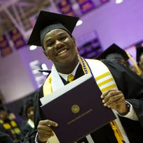 Alcorn State University Fall Commencement