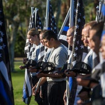 5K runners support families of fallen Palm Springs officers