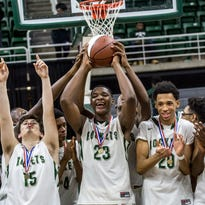 Photos: New Haven claims first basketball championship
