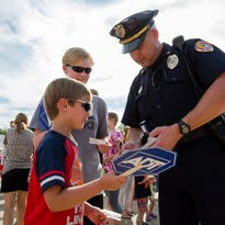 National Night Out is great opportunity for young professionals