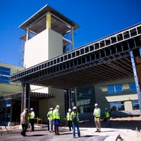 Lee Health gives tour of its $140 million Estero medical campus