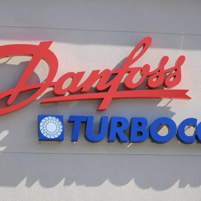 Democrat files The Danfoss Turbocor building in Innovation