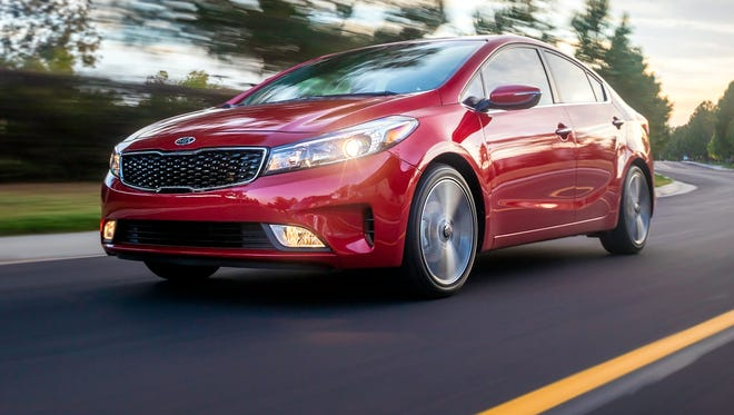 2017 Forte sedan gets revamped looks and a new engine