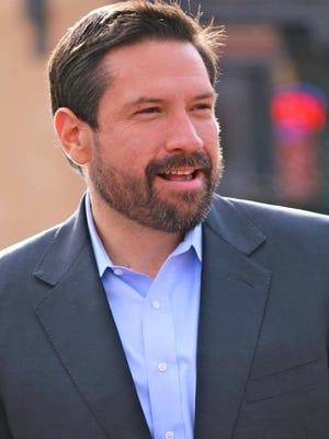 Santa Fe Mayor Javier Gonzales