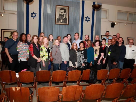 The Interfaith Clergy mission visited Independence