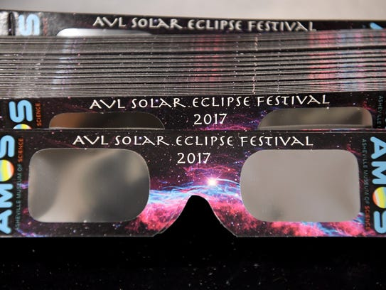 To safely view the eclipse you will need to wear special