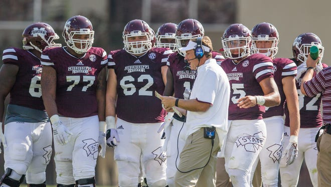 Mississippi State football scored 12 points higher than the national average in the APR.