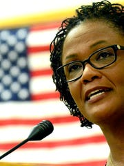 York City Mayor Kim Bracey. Bil Bowden photo