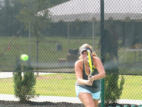 Tori Hockaday finished runner-up in the Muse Cup this year.