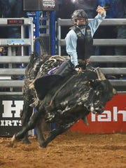 Twenty-eight of the best bull riders will compete in the Tuff Hedeman Championship Bull Riding competition Saturday at the El Paso County Coliseum.
