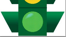 Traffic signal illustration