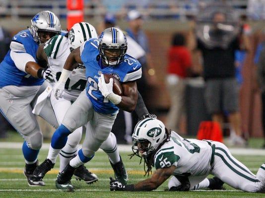 NFL: Preseason-New York Jets at Detroit Lions