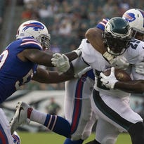 The Blount truth on whether Eagles have a running back problem