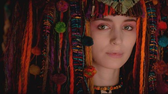 Mara as Tiger Lily in 2015's 'Pan.'