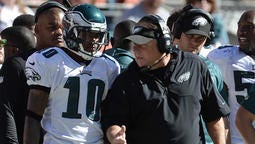 DeSean Jackson is looking for a new team after the Eagles released him last Friday.