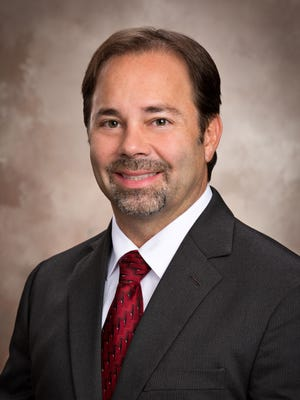 Ben Spence, chief financial officer for Lee Memorial Health System