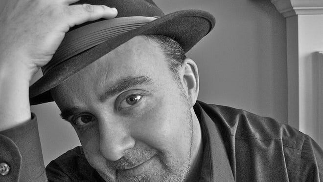 Author Harry Dolan