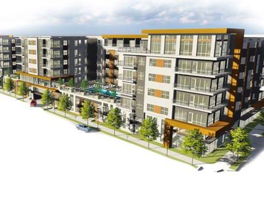 Acklen Square Apartments