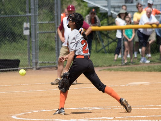 Pawling H.S. played  Albertus Magnus H.S. in the Section