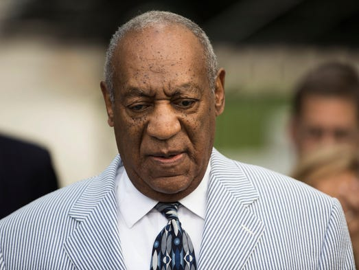 Bill Cosby arrives for another pretrial hearing in