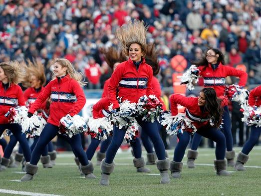 AFC Championship Game: New England Patriots
