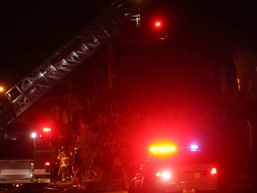 Fort Myers Beach House Fire