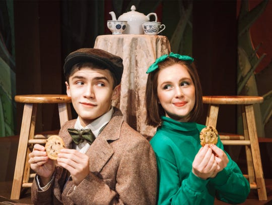 """A Year with Frog and Toad' takes stage for two matinee"