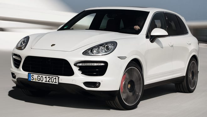 Porsche was the brand that held the most appeal for recent buyers, J.D. Power says