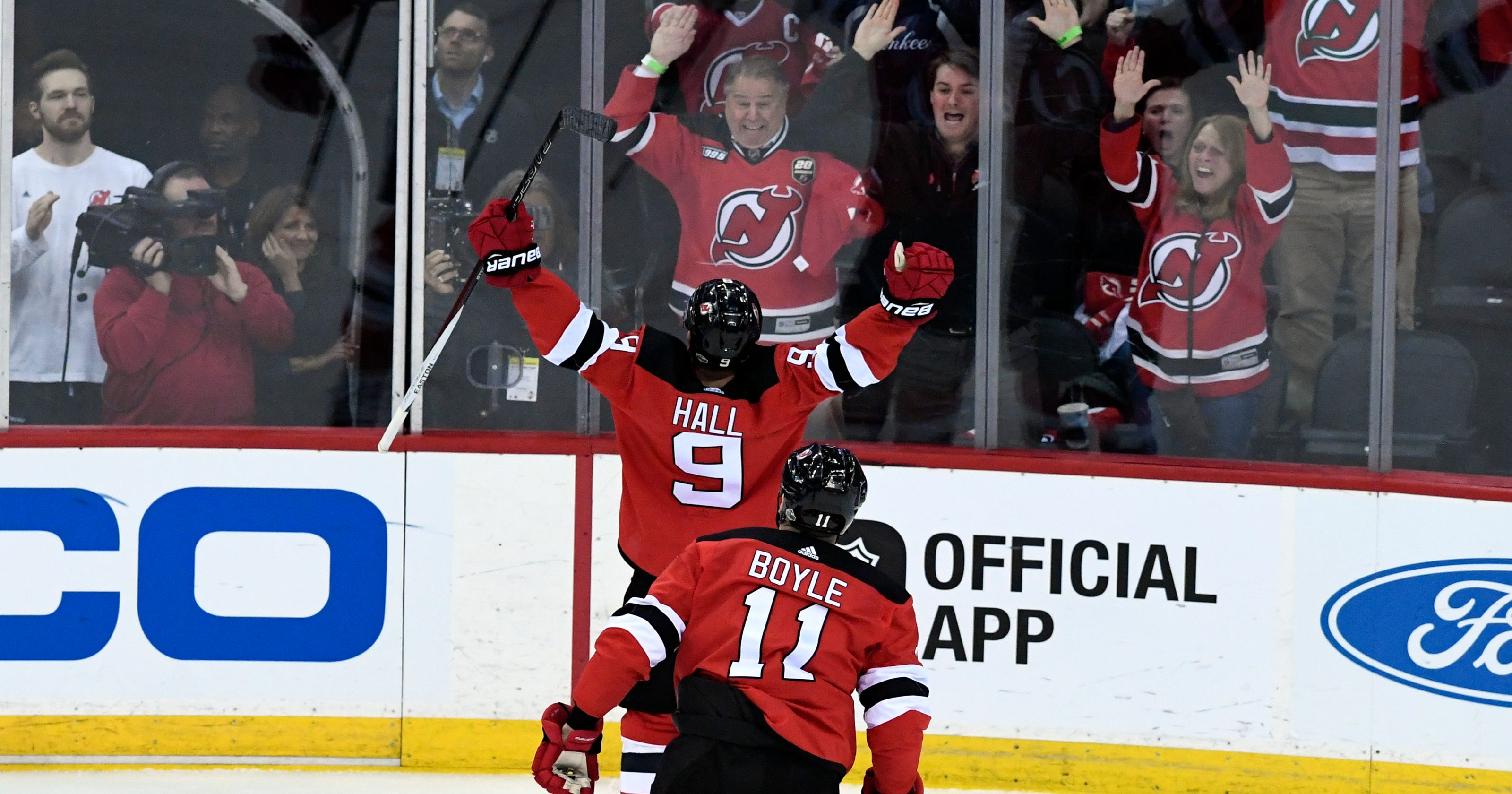 newest 3cd48 7ed2d Extending Taylor Hall will be 'top priority' for NJ Devils ...