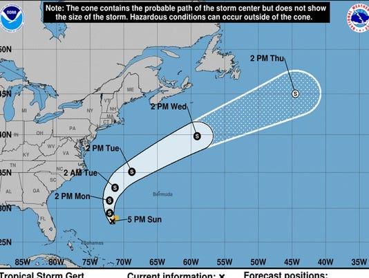 636382467743787475-TropicalStormGert.jpg