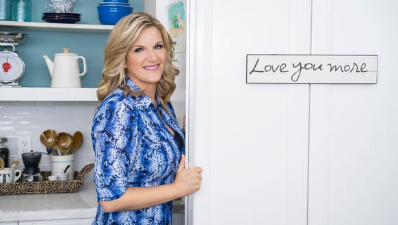 Trisha Yearwood Today S Show On Food Network