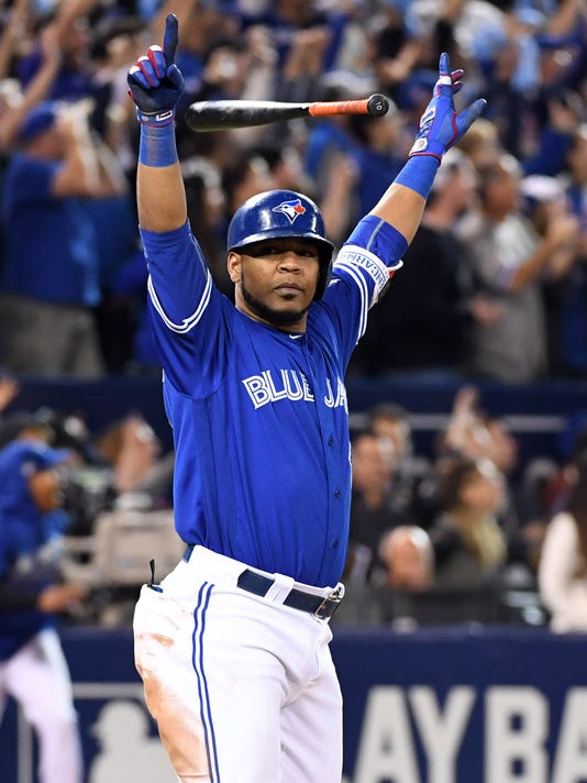 USP MLB: AL WILD CARD-BALTIMORE ORIOLES AT TORONTO S [BBA OR BBN] CAN ON