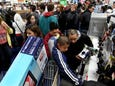Black Friday shoppers: 'Get there early. And be patient!""