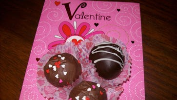It's that time of year - chocolate and Oreo truffles.
