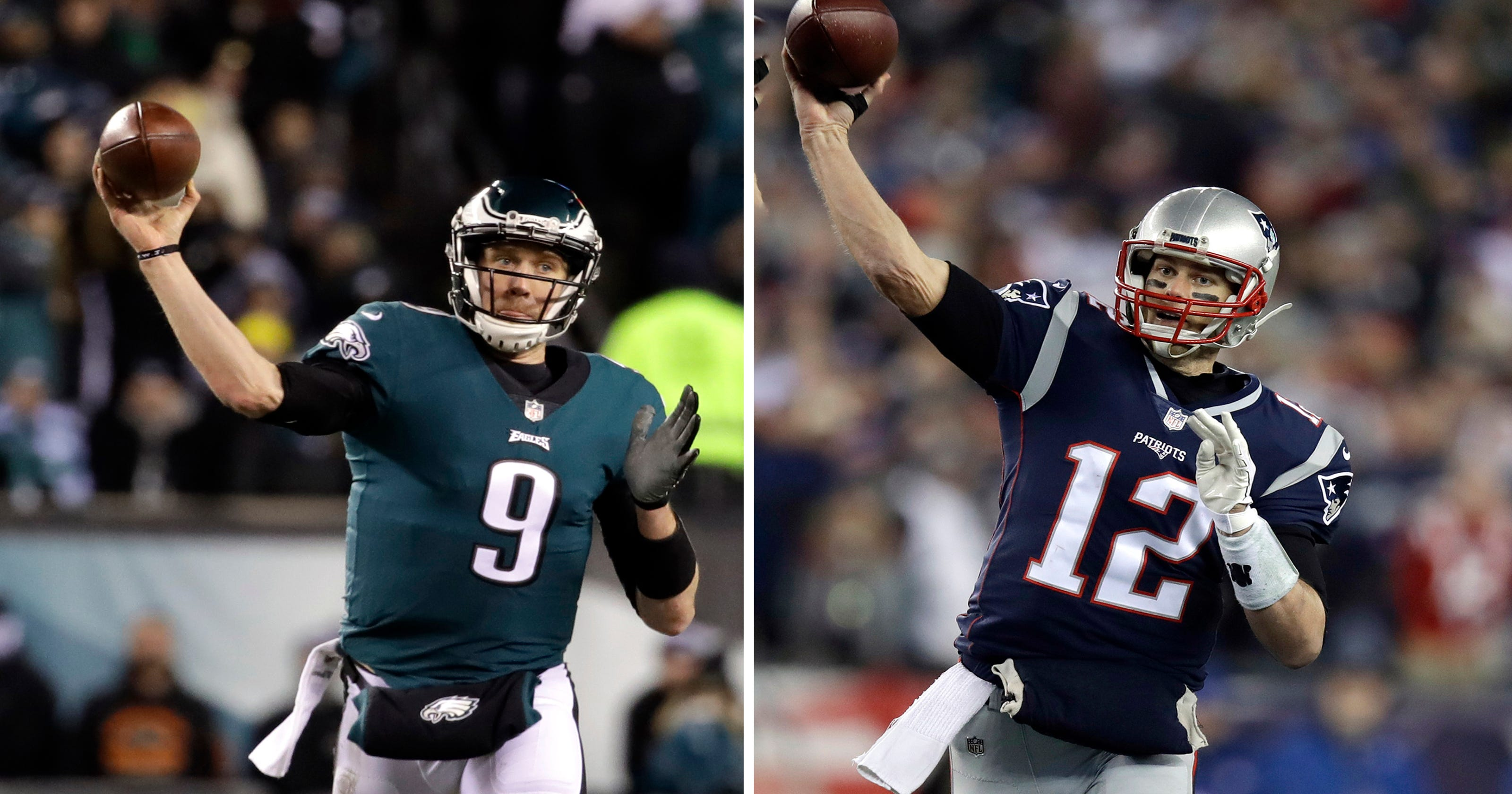 9a2431fd2c6 Super Bowl 52 prediction: Who has the edge in Patriots Eagles game
