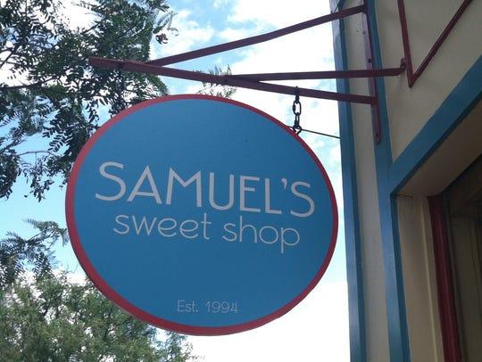 Samuel's Sweet Shop in Rhinebeck