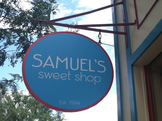 Samuel's Sweet Shop in Rhinebeck