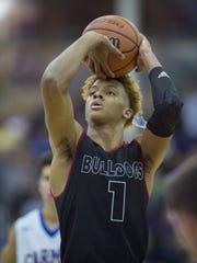 Romeo Langford has narrowed his choices to IU, Kansas and Vanderbilt.