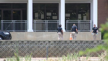 Police ID suspect who fired at Pineville officer, killed himself