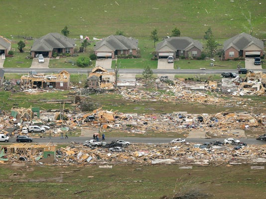 arkansas tornado