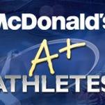 McDonald's A+ Athletes