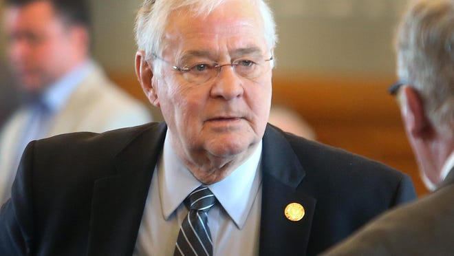 Rep. Ron Highland, R-Wamego, is sponsoring HB 2004, which would create the right to appeal an involuntary discharge or transfer from an adult residential care facility.
