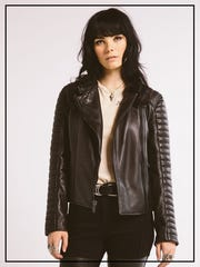The ALLTIME MOTO JACKET transitions from technical bike gear to fashion statement piece effortlessly, $650, atwyld.com