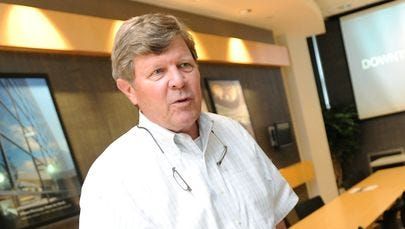 The defense rested Monday morning in the trial of Ben Allen, president of the Downtown Jackson Partners.