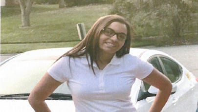Lauren Hopkins, 17, has been reported missing from Forest Park, Ohio and could be in the Chillicothe area.