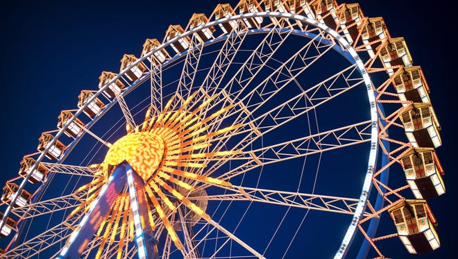 Among this weekend's family-friendly events is the Collier County Fair.