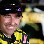 Marcos Ambrose is leaving Sprint Cup after Sunday's finale to race V8 Supercars for Roger Penske in Australia.<252><252>