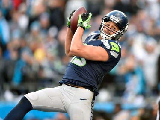 NFL NFC Divisional Seattle Seahawks at Carolina Panthers