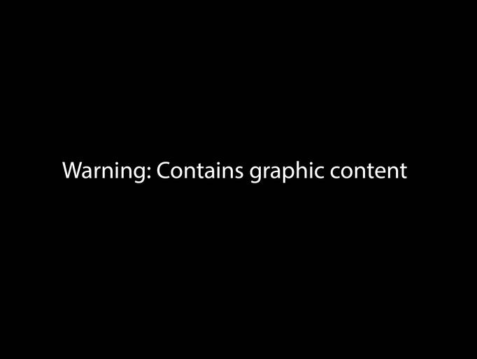 Graphic content in next slide