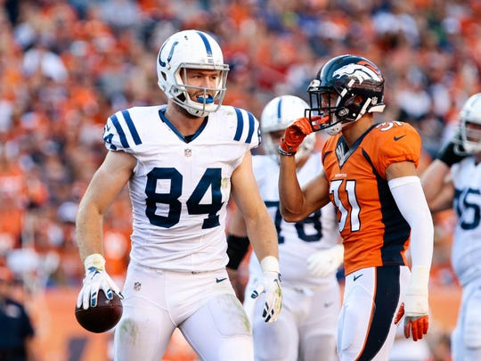 Dating back to 2005, the Colts have won eight of 10 over the Broncos.